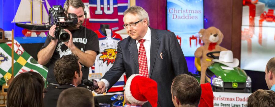 Christmas Daddies - Auction