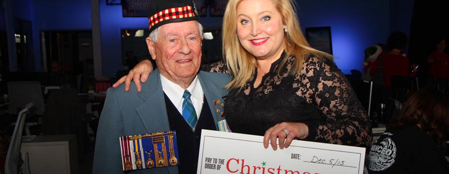 Christmas Daddies - Donate